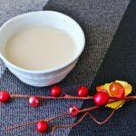 甘酒豆乳はホットで夜飲むのがベスト!すごい効果★レンジで簡単作り方