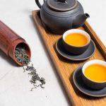 台湾、缶入りお茶、お土産