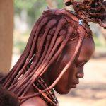 ヒンバ族の髪の毛は臭い?ナミビア美しい民族の画像★世界ふしぎ発見