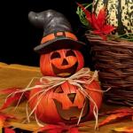 ハロウィン飾り|壁を画用紙や切り絵で簡単デコ!ガーランドの作り方も紹介