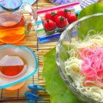 七夕の食べ物|そうめん以外で子供が喜ぶ3選!簡単可愛い人気のレシピ
